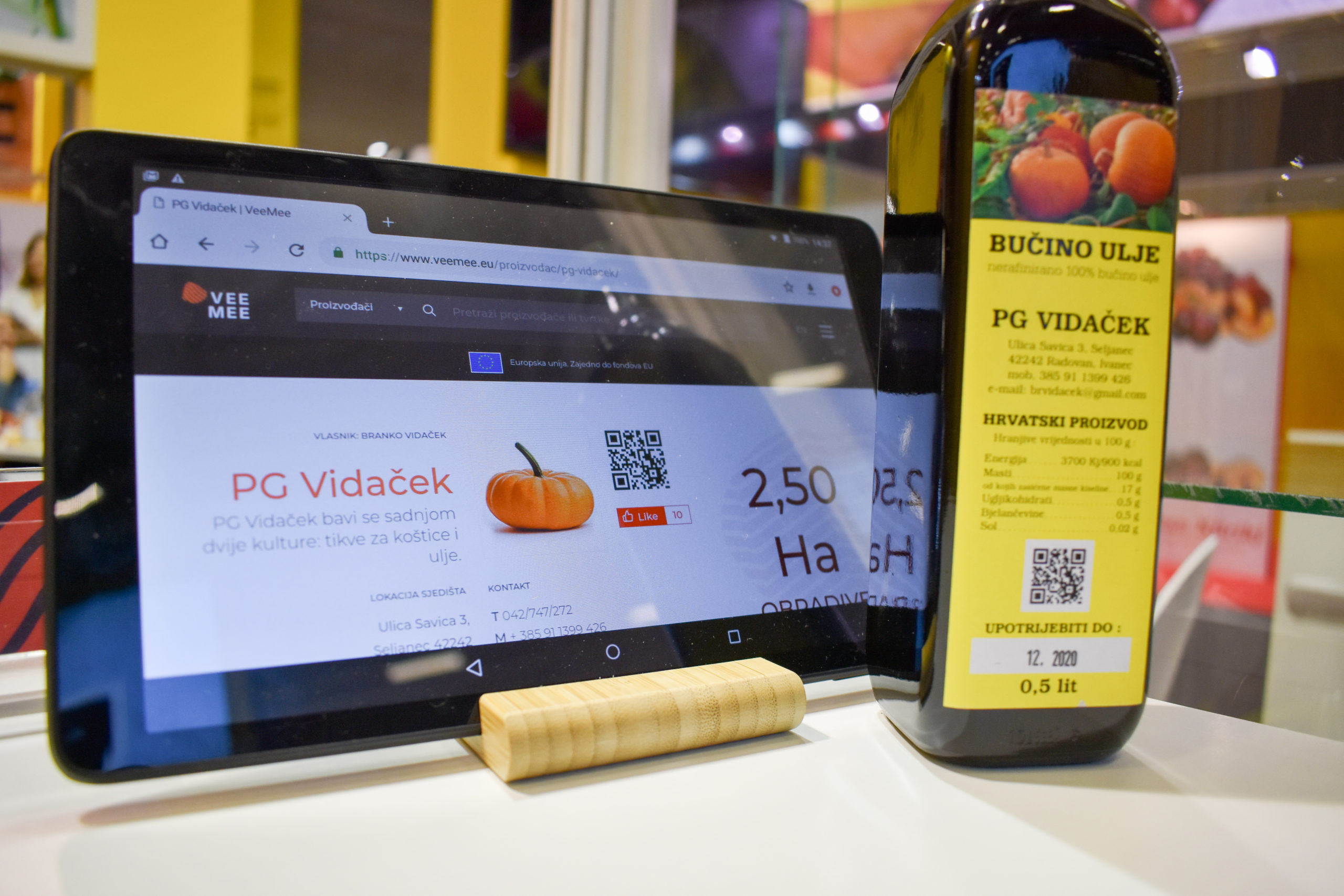Fruit Logistica 2020. - PG Vidaček
