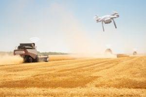 Hrvatska poljoprivreda - dronovi